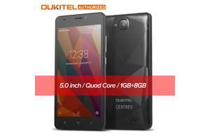 Новые Сенсорные мобильные телефоны Oukitel