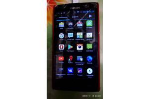 б/у Мобильные на две СИМ-карты Philips