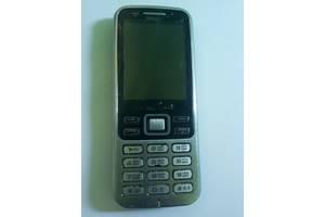 б/у Мобильные с QWERTY-клавиатурой Samsung Samsung C3322 Duos Metallic black