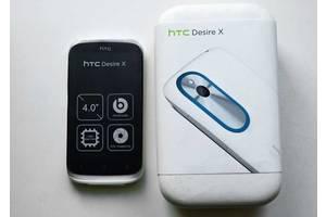 б/у Сенсорные мобильные телефоны HTC HTC Desire X