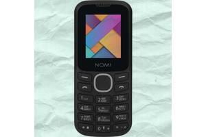Нові Мобільні на дві СІМ-карти Nomi