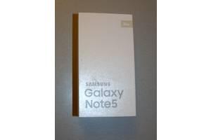 б/у Смартфоны Samsung Samsung Galaxy Note 5