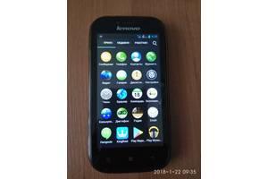 б/у Мобильные на две СИМ-карты Lenovo
