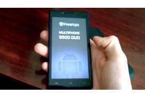 б/у Мобильные на две СИМ-карты Prestigio