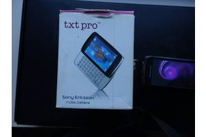 б/у Мобильные с QWERTY-клавиатурой Sony Ericsson Sony Ericsson CK15i Txt Pro