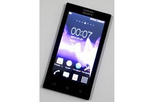 Новые Сенсорные мобильные телефоны Sony