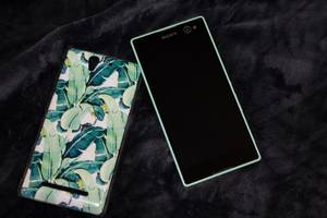 б/у Смартфоны Sony Sony Xperia C3 Dual