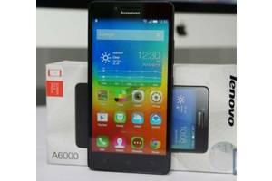 б/у Мобильные на две СИМ-карты Lenovo Lenovo A6000