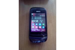 б/у Мобильные на две СИМ-карты Nokia Nokia C2-03 Touch and Type Dual SIM