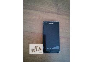 б/у Сенсорні мобільні телефони Samsung Samsung I9100 Galaxy S II Black