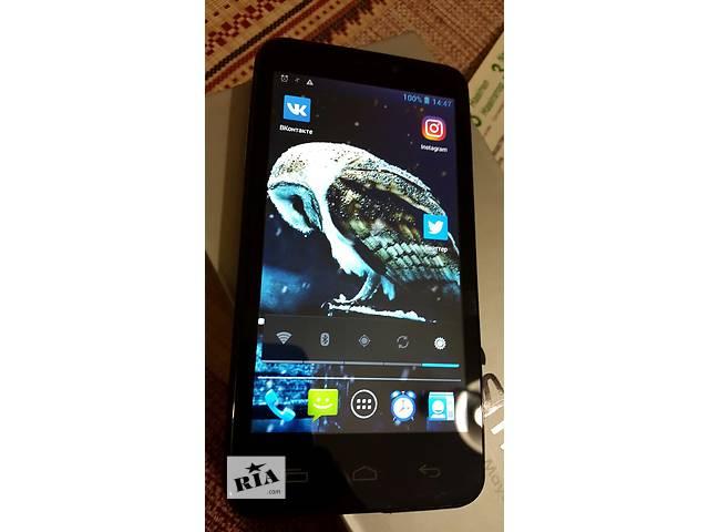 купить бу Мобильный телефон Gigabyte GSmart Maya M1 V2 в Киеве