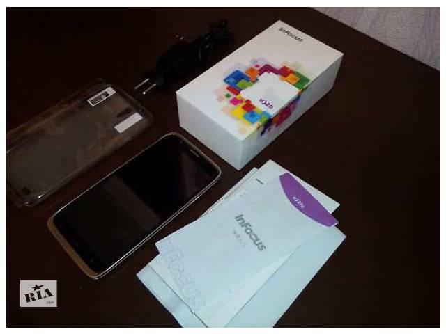 бу Мобильный телефон Infocus M320 в Одессе