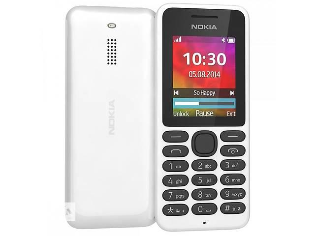 Мобильный телефон Nokia 130 White- объявление о продаже  в Киеве
