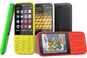 Мобильные на две СИМ-карты Nokia