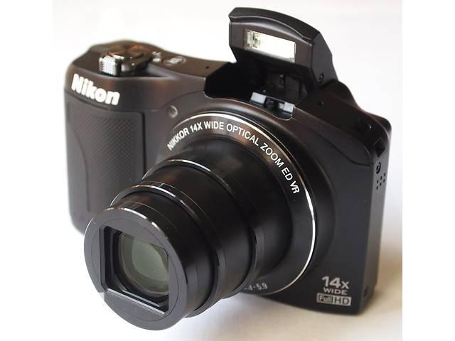 купить бу Цифровой фотоаппарат Nikon Coolpix L610 -16 Mp. - CMOS - Full HD - Идеал ! в Херсоне