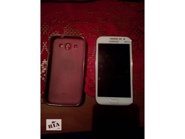 Мобильный телефон Samsung Galaxy Win I8552 ceramic whit- объявление о продаже  в Херсоне