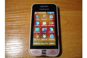 б/у Сенсорные мобильные телефоны Samsung Samsung Star S5230