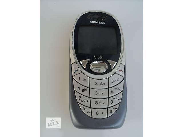 Мобильный телeфон Siemens S55- объявление о продаже  в Косове
