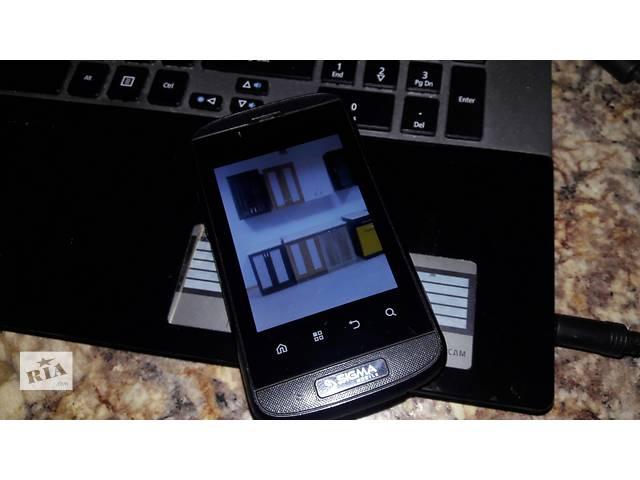 продам Мобильный телефон Sigma Х-treme PQ11/Orange бу в Тернополе
