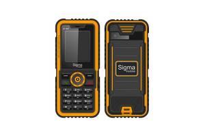 Новые Мобильные телефоны, смартфоны Sigma Sigma mobile Х-treme IP68