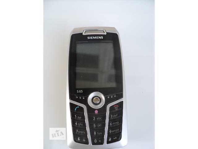 бу Мобильный телефон Siemens S65 в Косове