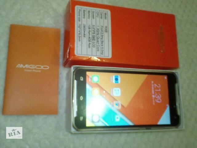 купить бу Мобильный телефон Смартфон Amigoo r 300 в Смеле (Черкасской обл.)