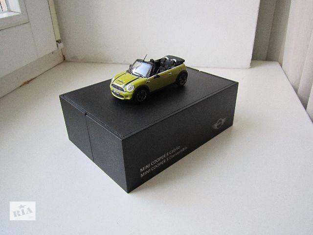продам Модель автомобиля MINI COOPER S Cabrio бу в Киеве