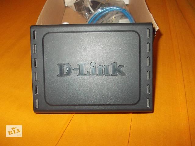 купить бу Модем-роутер D-link DSL-2500U в Каменском (Днепропетровской обл.) (Днепродзержинск)