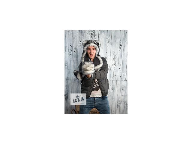 купить бу Модная Волко-шапка в Львове