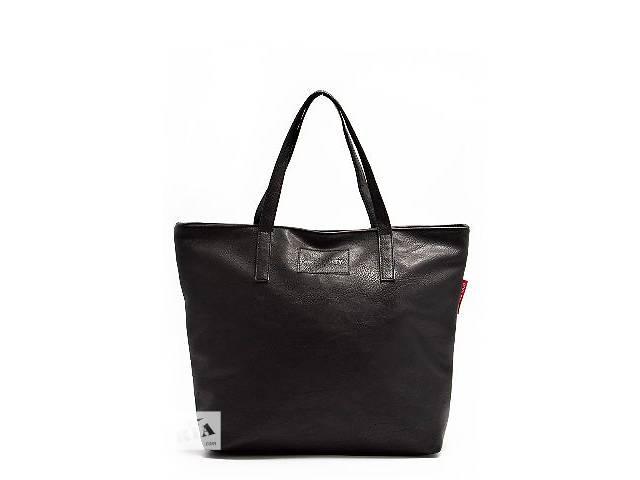 продам Модная женская сумка TULIP TOTE (pool88-черная-PU) бу в Одессе