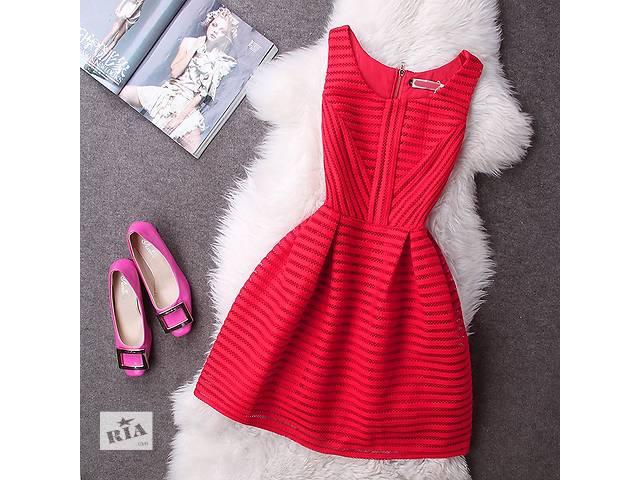 Модное коктейльное платье. Оригинал.Новое.Вечернее платье- объявление о продаже  в Киеве