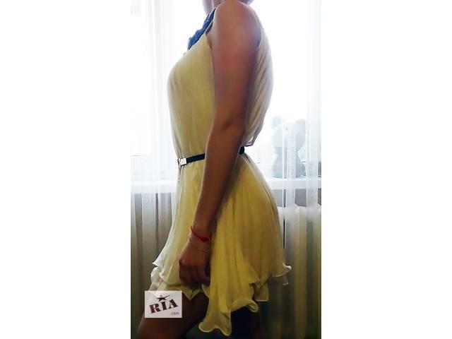 купить бу Модное платье-разлетайка в Харькове