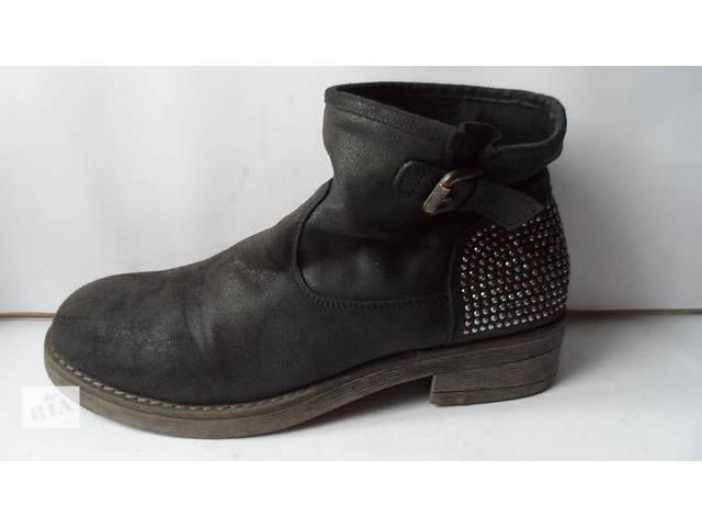 Модные ботинки. Размер 39- объявление о продаже  в Калуше
