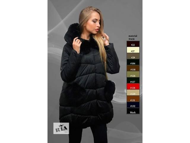 продам Модные фасончики зимних пальто на любой вкус бу в Харькове