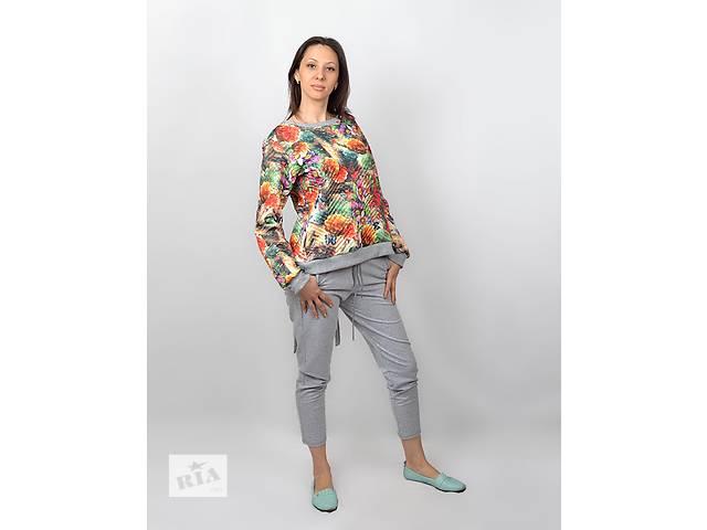 купить бу Модный женский спортивный костюм СК 227 в Харькове