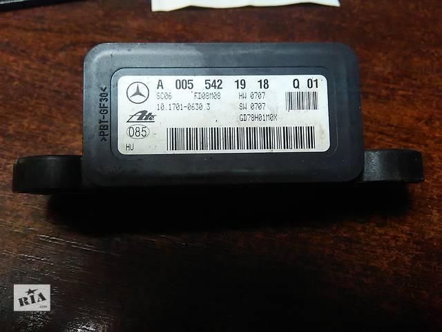 МОДУЛЬ Датчик ESP MERCEDES W204 A0055421818 A0055421918- объявление о продаже  в Львове