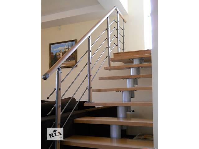 бу Модульные лестницы по цене производителя в Киеве