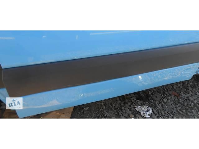 бу Молдинг двери боковой с движной Фольксваген Крафтер Volkswagen Crafter 2006-10гг. в Ровно