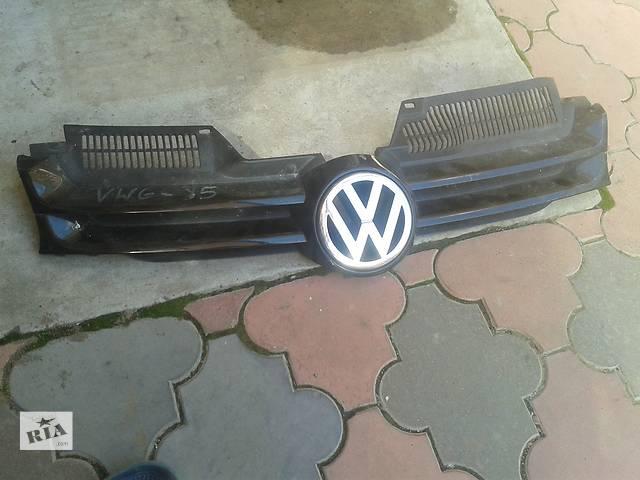 бу  Молдинг решетки радиатора Volkswagen Golf 5 в Мукачево