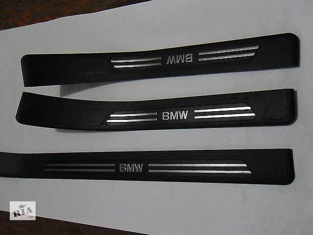 продам Молдинги БМВ 7серии е 38 BMW 7-Series, E38 бу в Львове