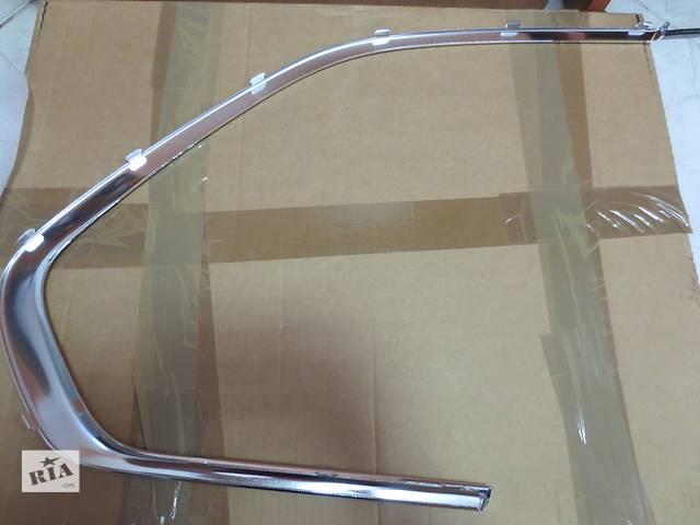 Молдинги боковых задних стекол хром для BMW X5 (E70)- объявление о продаже  в Одессе