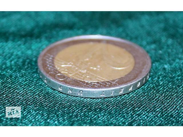 бу Монета 2 евро 2002 год. Биметаллическая. в Кременчуге
