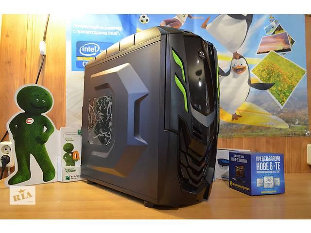 купить бу Монстр ПК! Системный блок i7-6700 4.0GHz+GTX 1070 8GB+ОЗУ 16GB жми! в Харькове