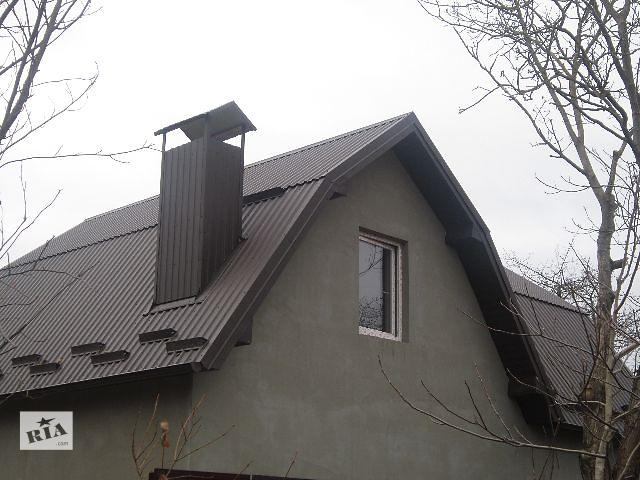 бу Монтаж дахів  в Ивано-Франковске