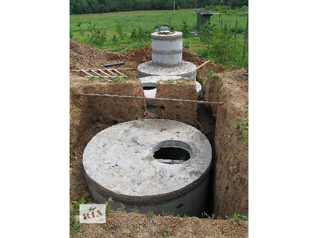 продам Монтаж канализационных колодцев бу в Вышгороде