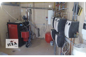 Монтаж систем отопления и водоснабжения , Сантехнические работы, Электромонтаж