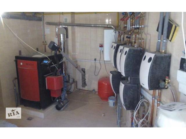 продам Монтаж котельных, систем отопления и водоснабжения. бу в Киеве