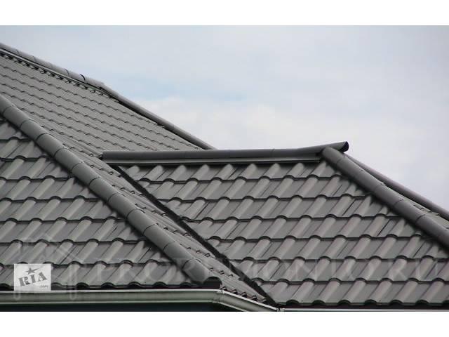 продам Монтаж крыш под ключ: битум металлочерепица профнастил шифер ондулин бу в Винницкой области