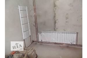 монтаж систем опалення та водопостачання, сантехнічні роботи