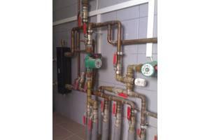 будівельні роботи, монтаж систем опалення та водопостачання, сантехнічні роботи